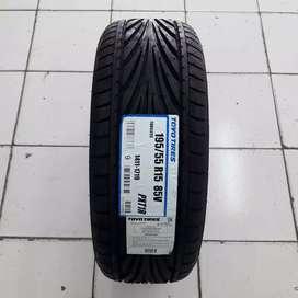 Ban Toyo Tires 195/55 R15 Proxes T1R Vios Yaris Livina Jazz