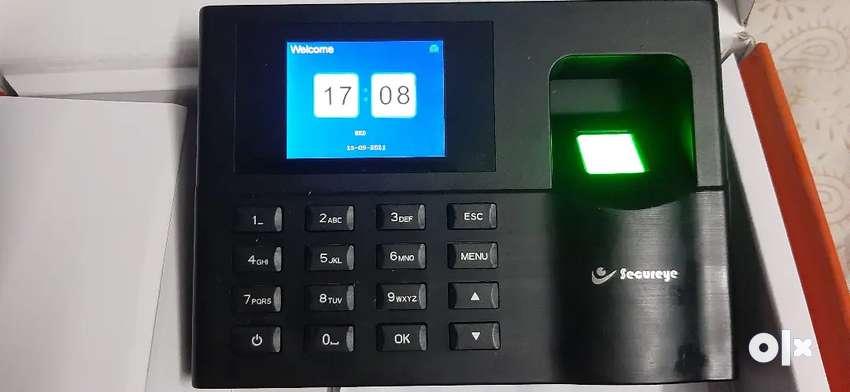 Fingerprint Biometric Machine