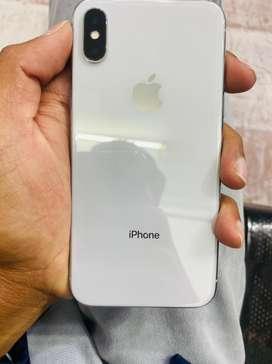 Iphone x 64GB full condition