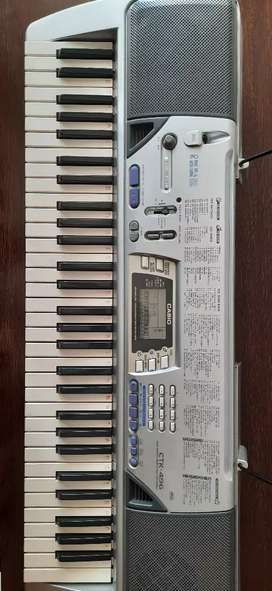 Casio Keyboard CTK 496