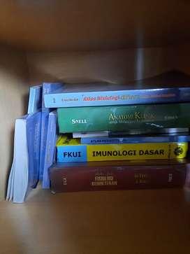 Buku-buku kedokteran