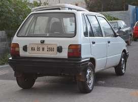 Maruti Suzuki 800 Std BS-II, 1991, Petrol