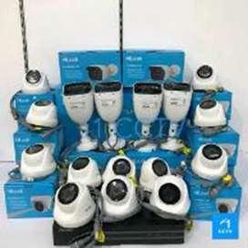 CCTV HILOOK BY HIKVISION LENGKAP PLUS PASANG DI muara gembong BKSI kab