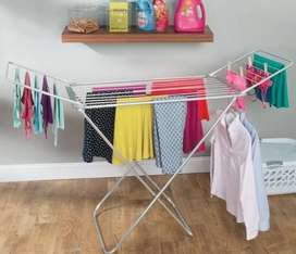 Rust Proof Folding Wet Cloth Dryer Stand