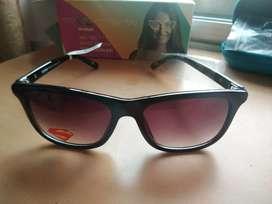 Brand new medium size lenskart sunglasses for sale