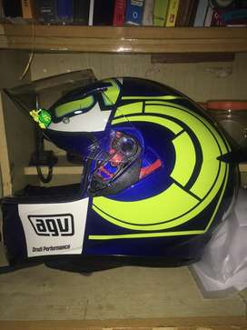 AGV K3SV Wintertest 2012 Blue Edition