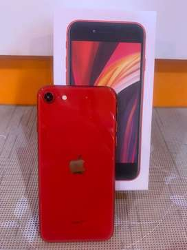 Iphone SE 2020 64GB RED SECOND