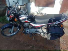 Bajaj ct 100 with good condition interested buyer contact me fast