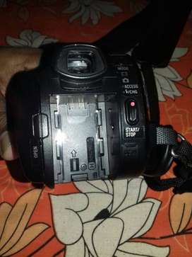 sony hd handycam new condition some time use..