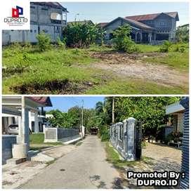 Batoh -Tanah dijual luas 1000 m lokasi strategis Lueng Bata Banda Aceh