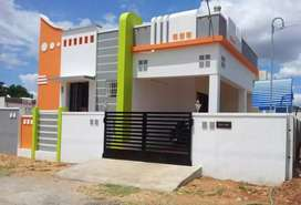 Independent house at kovur