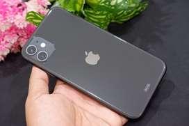 Iphone 11 64Gb Resmi ibox umur 4 Hari