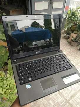 Acer 4741 dualcore 14inc siipp