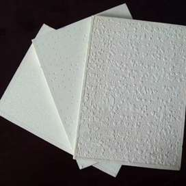 Ceiling Gypsum PVC Tile 2 By 2