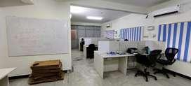 Anna Nagar 13th main road office 1150sqft 1st floor