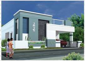 12 acres Housing Cum Apartment Gated Community at Edupugallu
