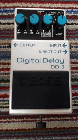 Jual Efek Gitar BOSS Digital Delay DD 3