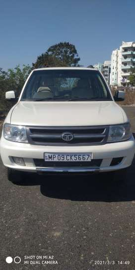 Tata Safari 4x2 EX DICOR BS-III, 2011, Diesel