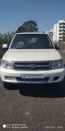 Tata Safari 4x2 EX DICOR BS-III, 2011, Diesel