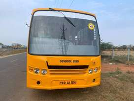 school bus 59 seats Tata benz 1612
