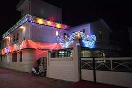 Beautiful corner Bungalow in Posh Colony