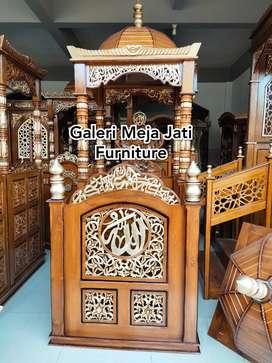Mimbar masjid podium doof J366 kode