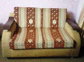 7 Seater Sofa Set molty foam very good Condition