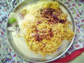 Looking for biryani and tiffins master I need all rounder master