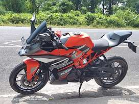 Rc 200 bs6 bike in emi 25 month left I need cash money emi i will pay