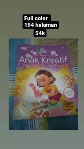 Buku Anak Kumpulan Cerita Anak Kreatif Bilingual