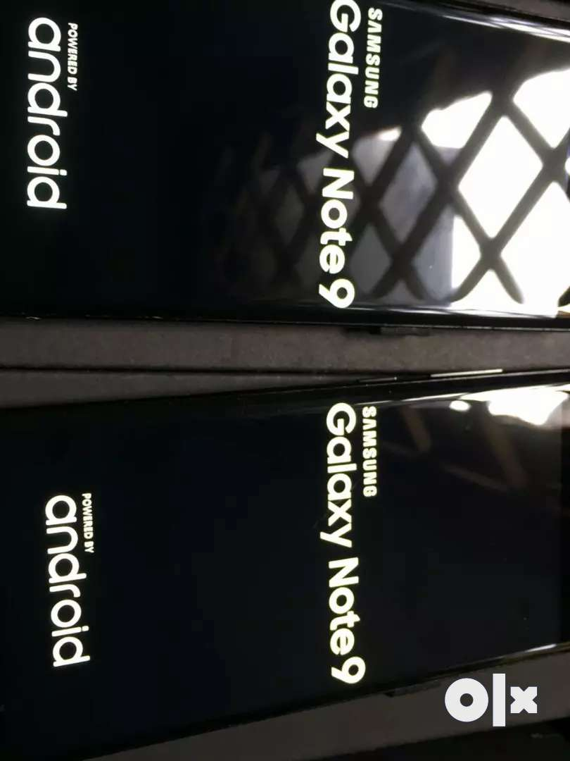 Samsung note 9 64 GB with bill box and all accessories 0