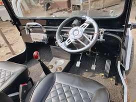 Sell my jeep top class bolero engene