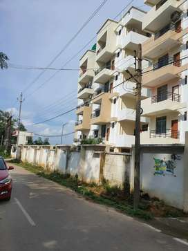Flat available for rent and sell both. Rent 9000