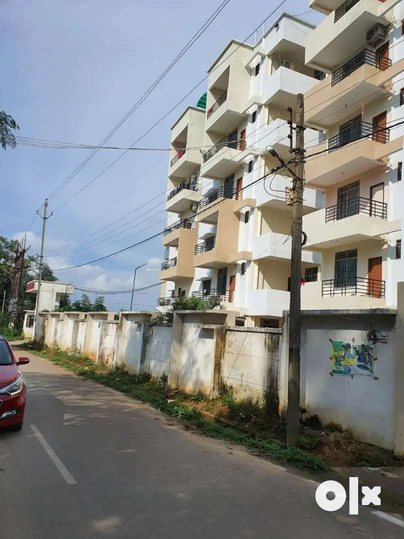 Flat available for rent and sell both. Rent 9000 0