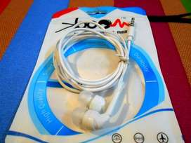 BRAND NEW Kboom K17 HiFi Sound Extra Bass earphones available for SALE