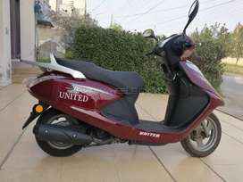 United scooty in 10/10 condition