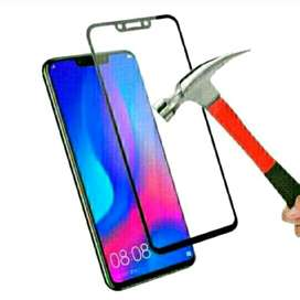 tempered glass fullscreen huawei nova 3i