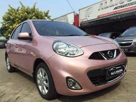 Nissan March 1.2 AT 2016 Kondisi Prima