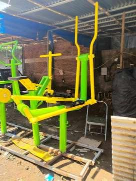 Alat Fitness Outdoor Murah | Elliptical Machine Murah