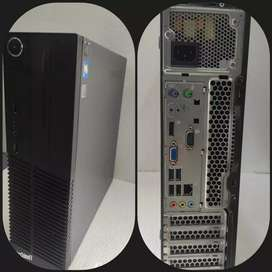 All brands computer with 6 months warranty .we care of u we thk abt u