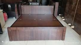 New furniture Double Bed 6x6 with 5 year warranty