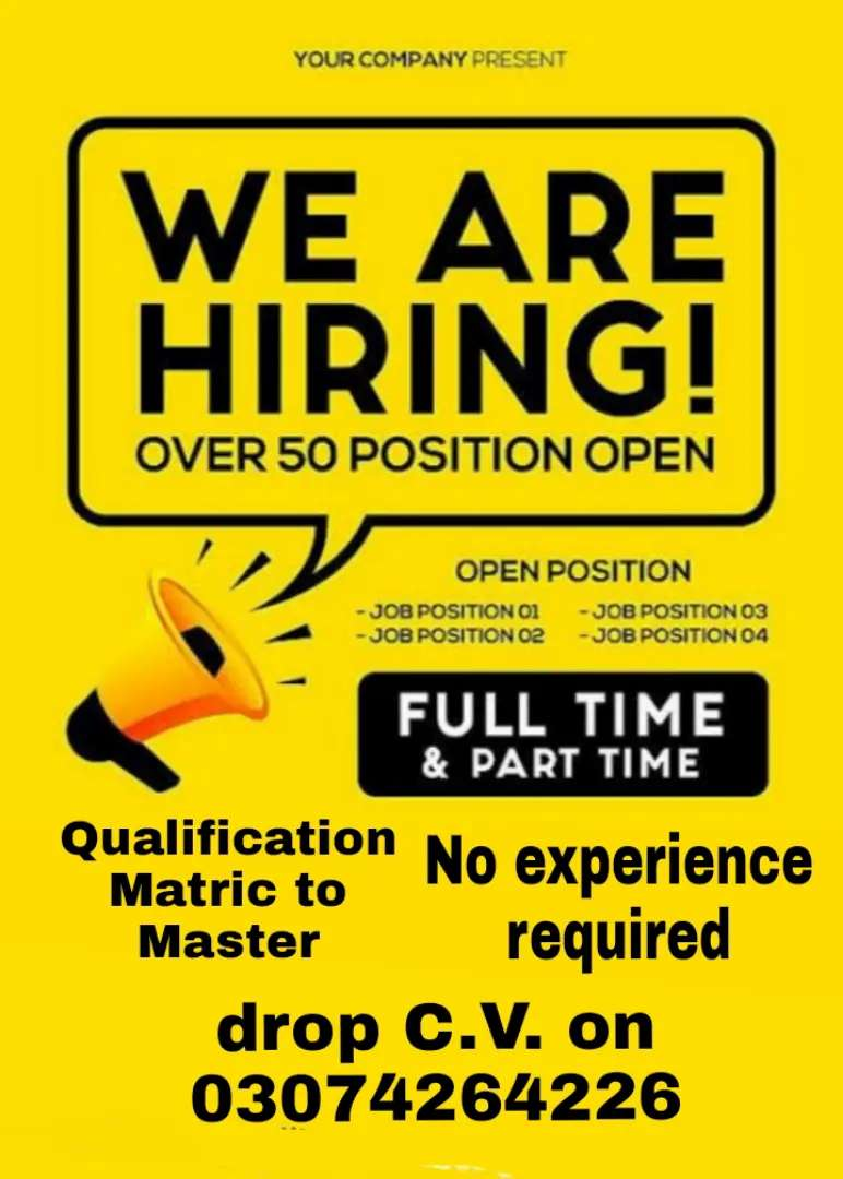 Office management staff required 0