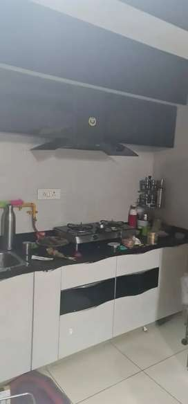 1 bhk flat fully furnished for rent nr raiya road