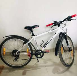 BTWIN Kids Gear bicycle from Decathlon