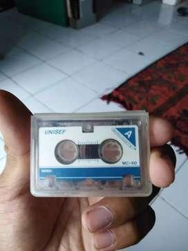 Kaset mini (micro casset) jadul tahun 90an
