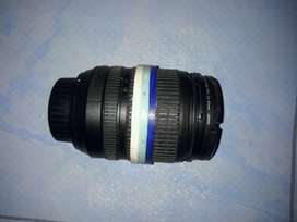 lensa Nikkor 18-105 mm for nikon free filter UV