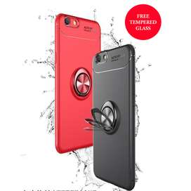 Oppo F3 Iring Invisible Tpu Soft Case - - FT764H