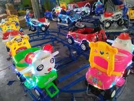 usaha odong murah Labirin run mainan sewa DAP