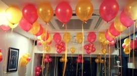 Shop opening balloon decoration just 2500