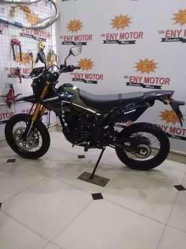 Kawasaki Dtracker 2018 pmk 2019 mulus